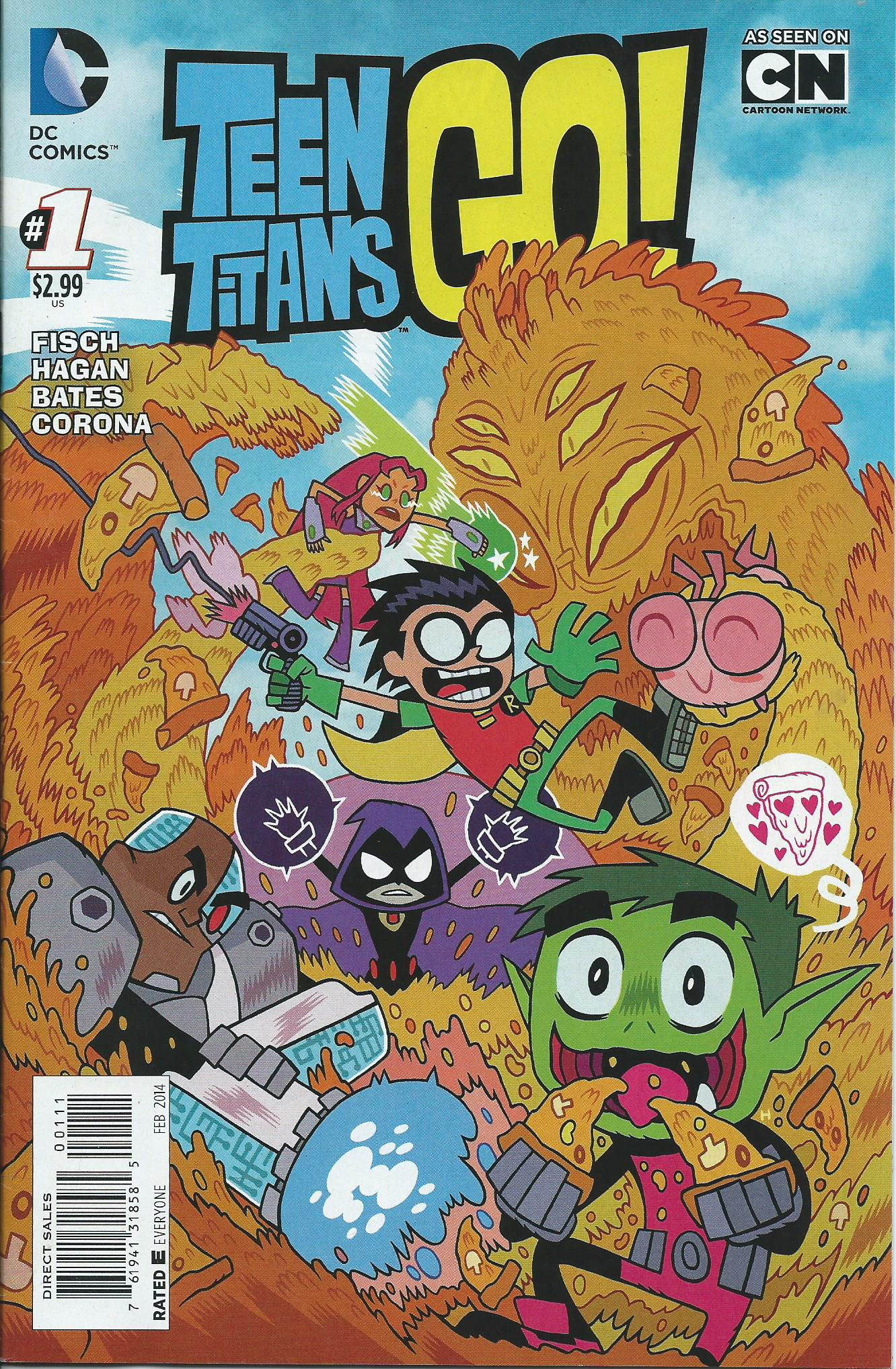 Teen Titans Go 1 And 2 Review  Comics To Read-9693